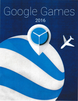 Google Games 2016 @ RPI feature image